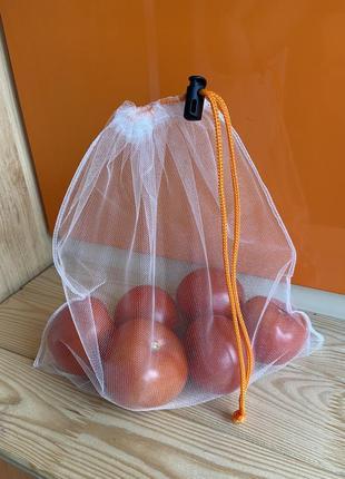 Экомешочки торба торбинка фруктовка сетка авоська сумка шопер эко екомішечкі
