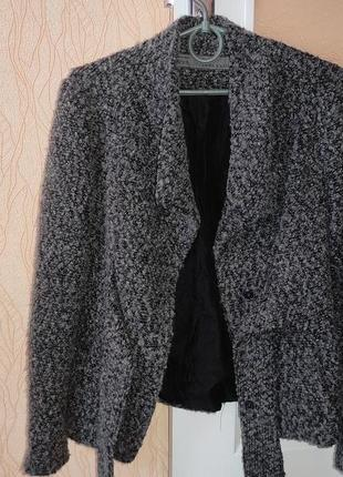 Пиджак букле