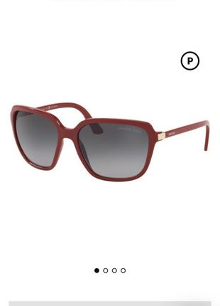 Prada оригинал очки солнцезащитные