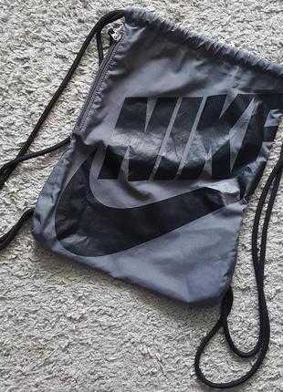 Фирменный,стильный,спортивный рюкзак-мешок nike