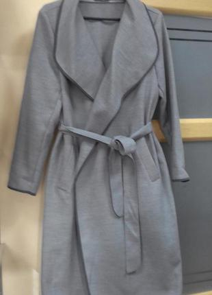 Пальто-френч bonmarche .