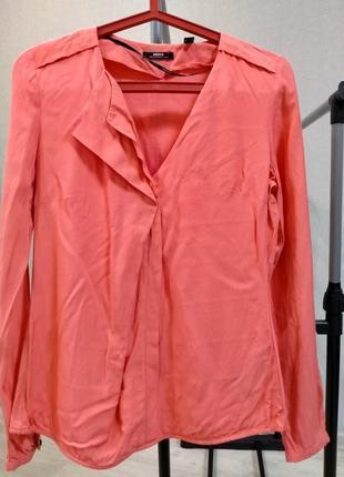 Mexx xs,s блуза размер 8 блуза, рубашка