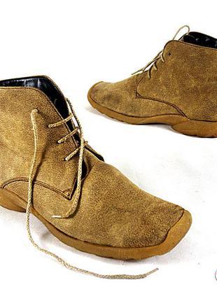 Ботинки 40 р marc германия оригинал демисезон