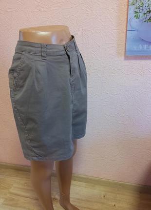 Красивая юбка janina 98 % хлопок акция 1+1 =3