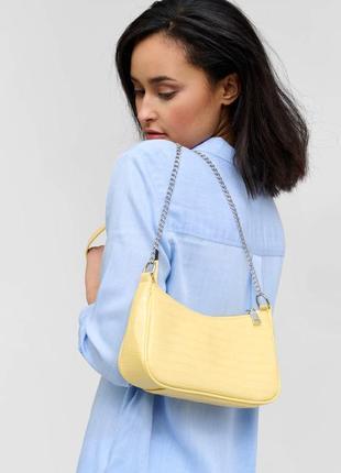 Sale!! супер стильна сумочка багет orsay! преміум якість!