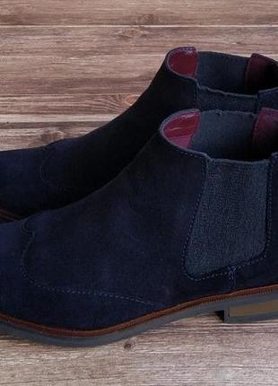 Челси ботинки marc o'polo. размер 39. замша.