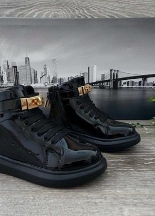 Крутые ботиночки осень 2021