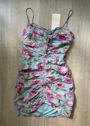 Платье zara, сукня zara