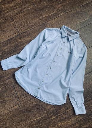 Очень красивая хлопковая рубашка. оригинал