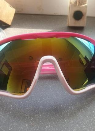 Велоочки. спортивные очки. солнцезащитные очки.