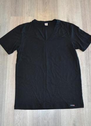 Новая тонкая футболка ф. calida р. l