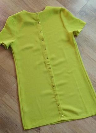 Пдатье мини, платье халат, платье футболка, сукня літня, летнее платье