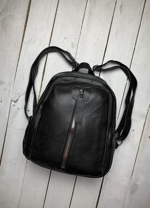 Новый стильный рюкзак экокожа / классический шоппер / повседневный городской