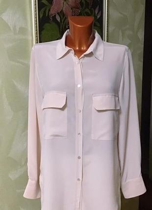 Шёлковая блуза от nh nadine