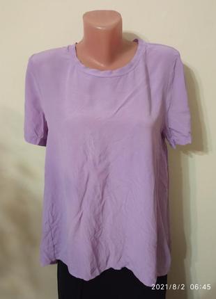 Шовкова блуза her shirt італія