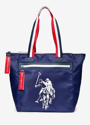 Нейлоновая сумка с логотипом uspoloassn