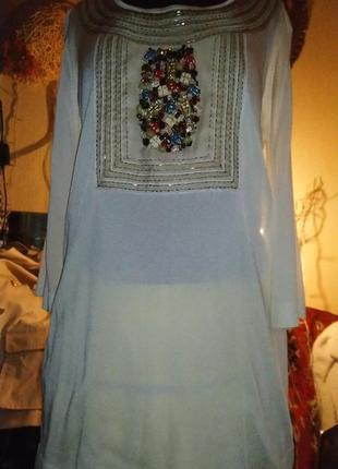 Туника,мини платье из америки