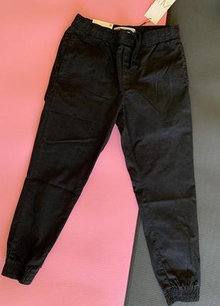 Чоловічі чорні штани, мужские брюки.