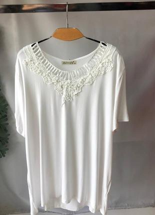 Женские футболки размеры 58,60,62