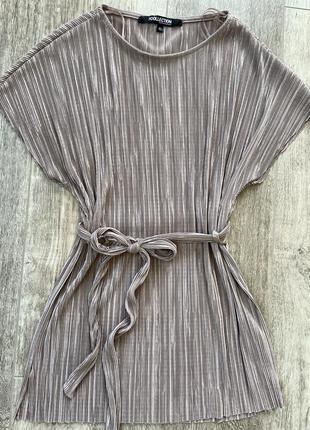 Нарядная блуза кофточка