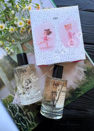 Zara tiz cleо детские духи парфюм парфюмерия туалетная вода оригинал
