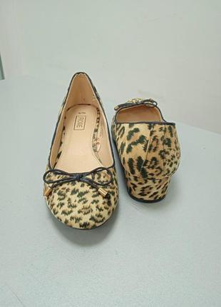 Туфлі балєтки fiore 39р