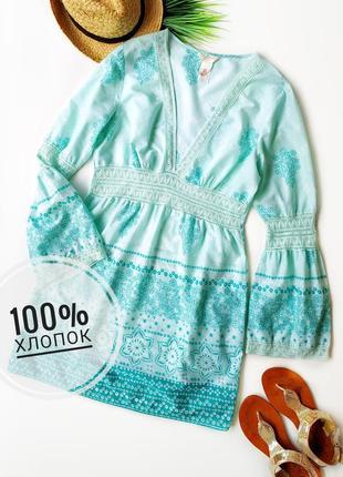 Пляжное платье из хлопка accessorize.