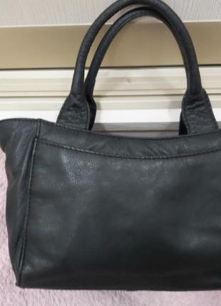 Кожаная сумка general leather