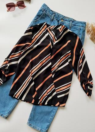 Легкая блуза f&f