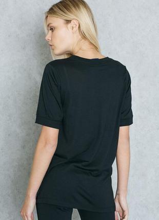 Оригинальная футболка последних коллекций nike (найк)®w nsw top ss prep2 фото