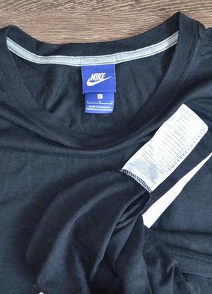Оригинальная футболка последних коллекций nike (найк)®w nsw top ss prep5 фото
