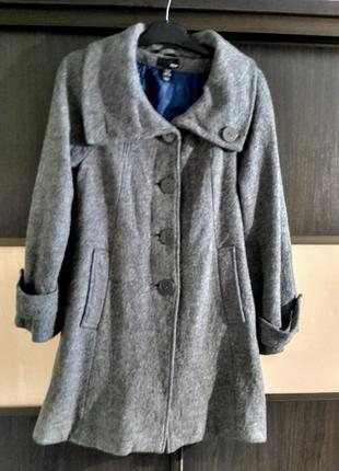 """Тёплое пальто """"h&m"""""""