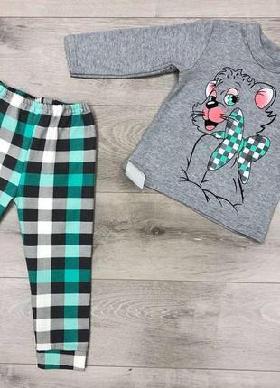 Пижама піжама інтерлок