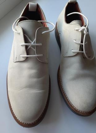 Туфли кожаные португалия
