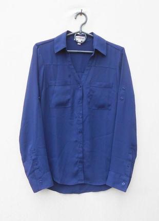 Блузка рубашка  с длинным рукавом