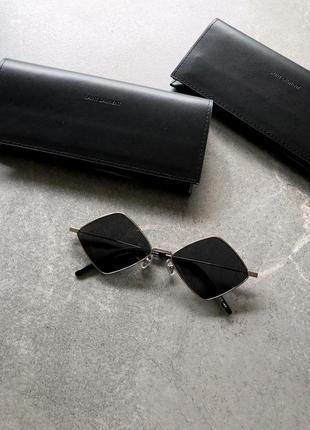 Солнцезащитные очки в стиле saint laurent sl302 lisa sunglasses ysl