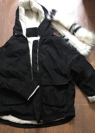 Куртка осень,весна , тёплая зима