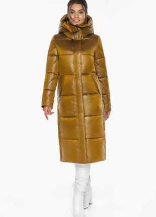 "Брендовая зимняя куртка -30 градусов,  braggart ""angel's fluff"" 41565 дижон"
