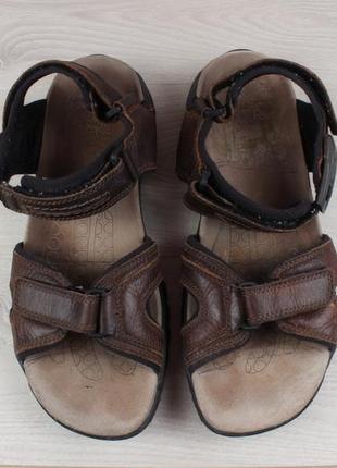 Мужские кожаные сандали clarks active air оригинал, размер 44 (сандалии)