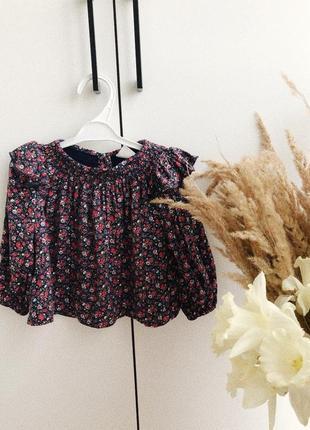 Блузочка , блузка , кофтинка , кофточка , кофта gap, 9-12, 74, 80 на 9 місяців