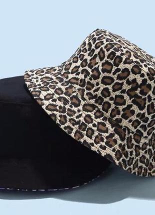 Новая леопардовая панама