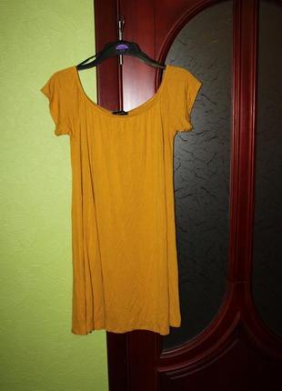 Женское летнее платье, вискоза, 16 евроразмер, наш 52, 54 от new look