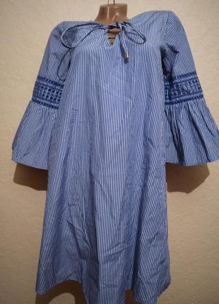 Красивое платье-сарафан primark размер м