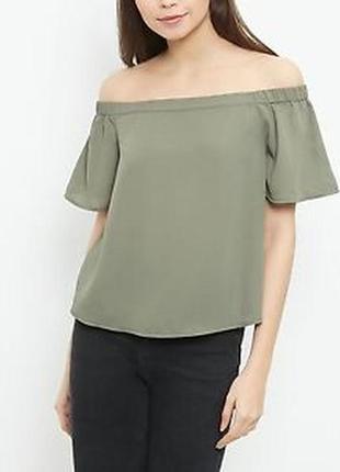 Красивая блуза от new look рр 10 наш 44