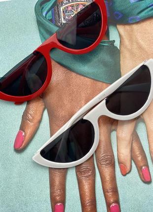 Женские очки 2021 прикольные очки стильные модные очки