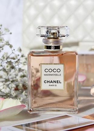 Chanel coco mademoiselle оригинал_eau de parfum 3 мл затест распив отливанты