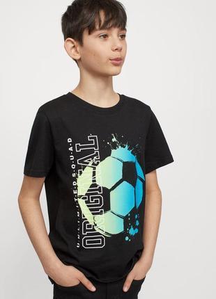 Футболка h&m для подростков