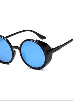 Круглые солнцезащитные очки , унисекс