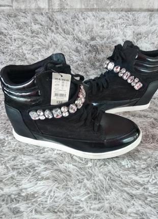 Женские ботинки, сникерсы, 42р. - 26см., сток, германия
