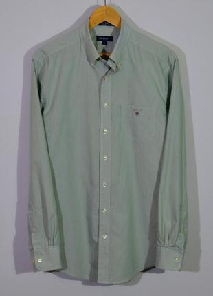 Рубашка в полоску gant shirt